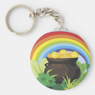 St. Patrick's Day Key Chain