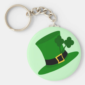 St. Patrick's Day Key Chain - Lucky Hat