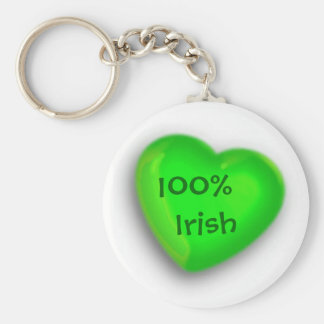 St Patrick's Day Keychains