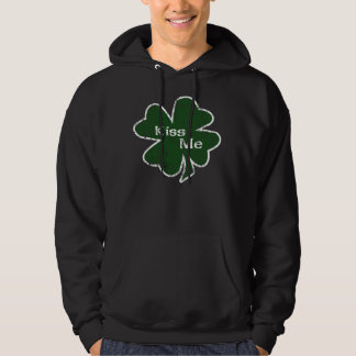 St. Patrick's Day Kiss Me Hoodie