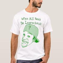 St. Patrick's Day : Leprechaun Mobile Alabama T-Shirt