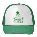 St. Patrick's Day Leprechaun Trucker Hats