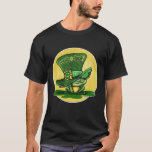 St Patricks day - Luck o the Green T-Shirt