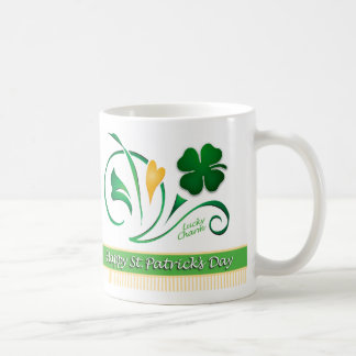 St. Patrick's Day Lucky Charm Mug