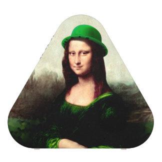 St Patrick's Day - Lucky Mona Lisa Bluetooth Speaker