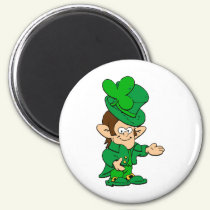 St. Patrick's Day Magnet