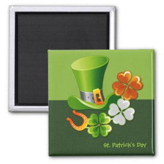 St.Patrick's Day Refrigerator Magnet
