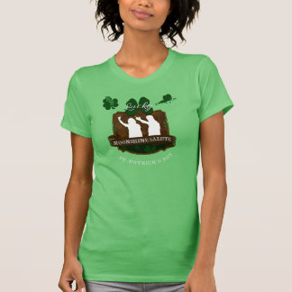 St. Patrick's Day Moonshine Salute Tee
