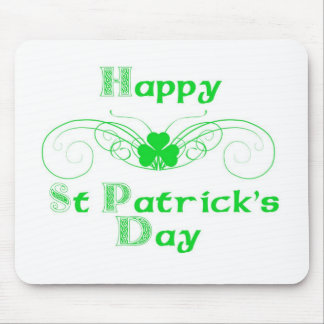 St Patricks Day Mouse Pad