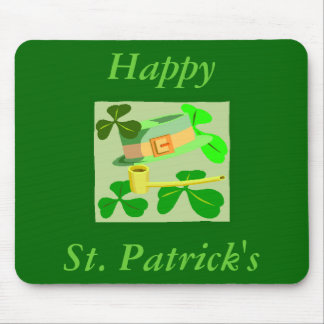 St. Patrick's Day Mouse Pad