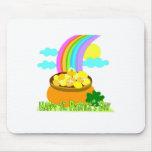 St. Patrick's Day Mousepads