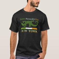 St. Patricks Day New York, Dragon T-Shirt