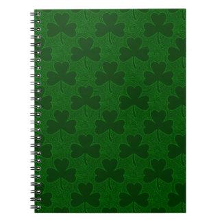 St. Patrick's Day Notebook