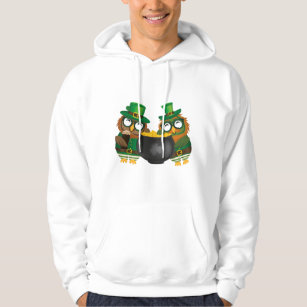 3a9b0e99b Cute St Patricks Day Owl Clothing | Zazzle