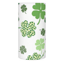 St Patricks Day Owls (2).jpg Flameless Candle