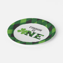 St Patrick's Day Paper Plates