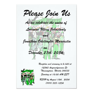st patricks day parade graphic.png 5x7 paper invitation card