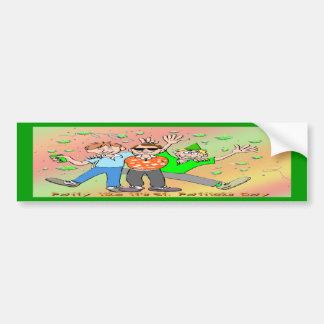 St Patrick's Day Party Bumper Sticker