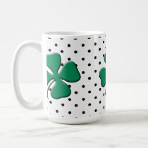 St. Patrick's Day Party Coffee Mug