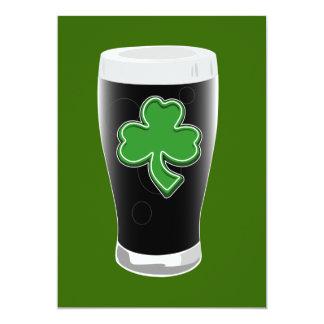 St. Patrick's day party invitation