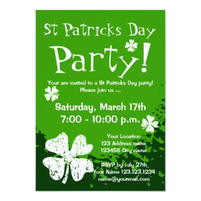 st patrick s day party invitations printable st patricks day party invitations template st patrick s day party invitations