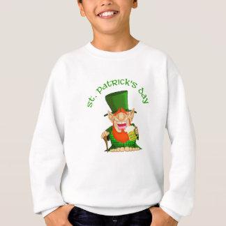 St Patrick's Day ~ Patty O'Party Sweatshirt