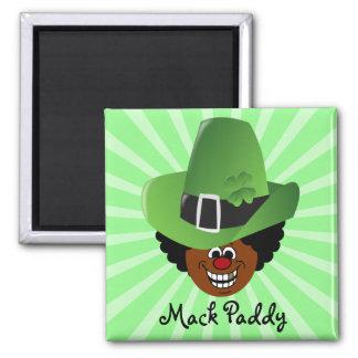 St. Patrick's Day Pimp Style Mack Paddy Leprechuan Magnets