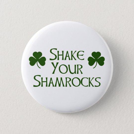 St. Patricks Day Pinback Button