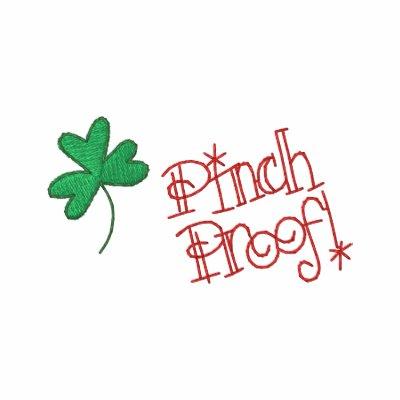 "St. Patrick's Day ""Pinch Proof"" Men's T-Shirt"