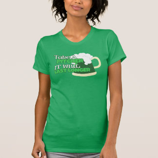 St. Patrick's Day Pitcher Tee