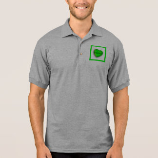 St Patrick's Day Polo T-shirts