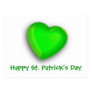 St Patrick's Day Post Cards