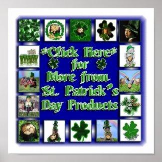St Patrick's Day print