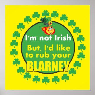 St. Patrick's Day POSTER Print