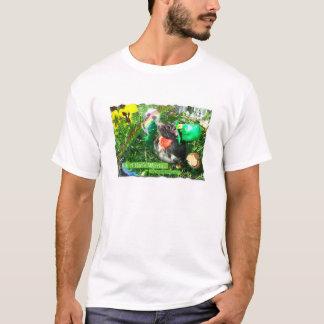 St. Patrick's Day rat t-shirt