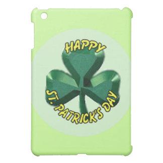 St.Patricks Day shamrock iPad Mini Covers