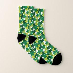 f7c8472b8 Women's Shamrock Irish Underwear & Socks | Zazzle