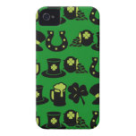 St Patricks Day Shamrock Pot of Gold Green Beer iPhone 4 Cover