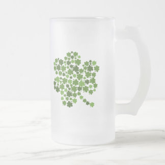 St Patricks Day Shamrocks Mug