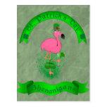 St. Patrick's Day Shenanigans Postcard
