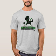 St. Patrick's Day Shenanigator Tee at Zazzle