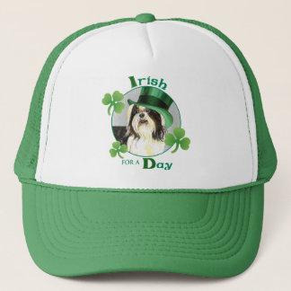St. Patrick's Day Shih Tzu Trucker Hat