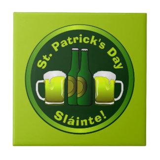 St Patrick's Day Sláinte Trivet