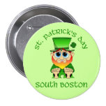 St Patrick's Day ~ South Boston Buttons