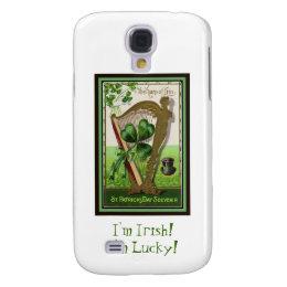 St. Patrick's Day Souvenir Galaxy S4 Cover