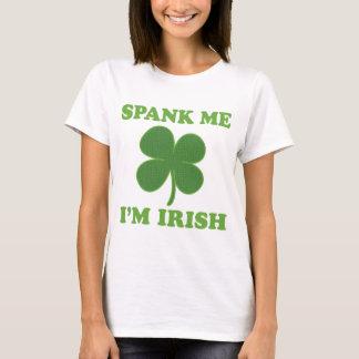 St Patricks Day Spank Me Im Irish T-Shirt