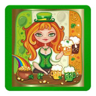 St. Patrick's Day - SRF Card