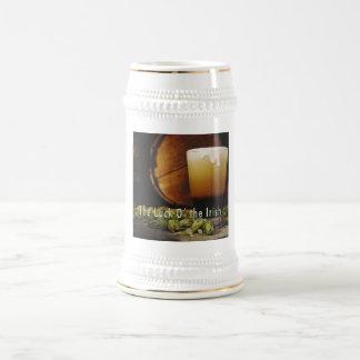 St Patricks Day Stout Irish Beer Stein