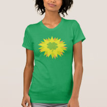 St. Patrick's Day T Shirt for Women