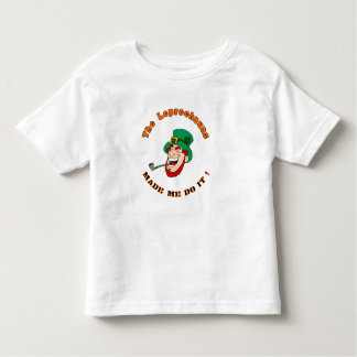 St Patrick's Day T shirt Funny Toddler Shirt